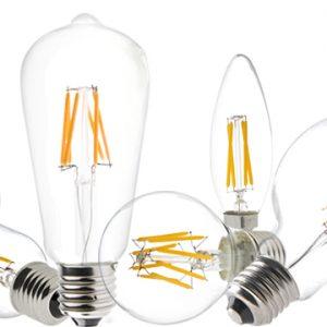 Λάμπα EDISON LED Filament