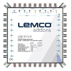 LMS 9/16S LEMCO
