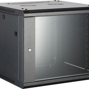 Rack επίτοιχο 19 9U διπλό 60x55x50cm SMB6509 Safewell